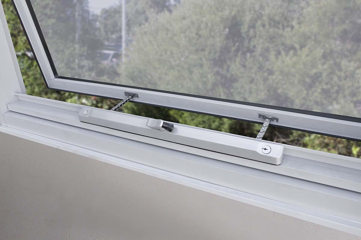 Dn400 Twin Chainwinder Window Restriction Lock Amp Roll